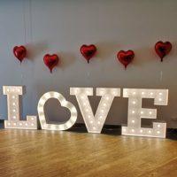 love na wesele czrny kos